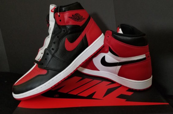 "fbee6a58ffa4 The Retro High OG ""6 Rings"" comes in a bold red"