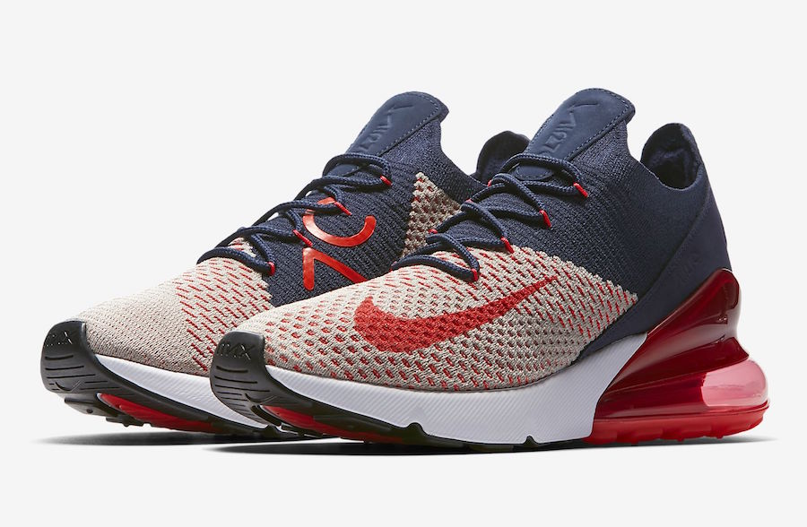 Nike Air Max Day 270 Flyknit For Independence Day Max 88ace8