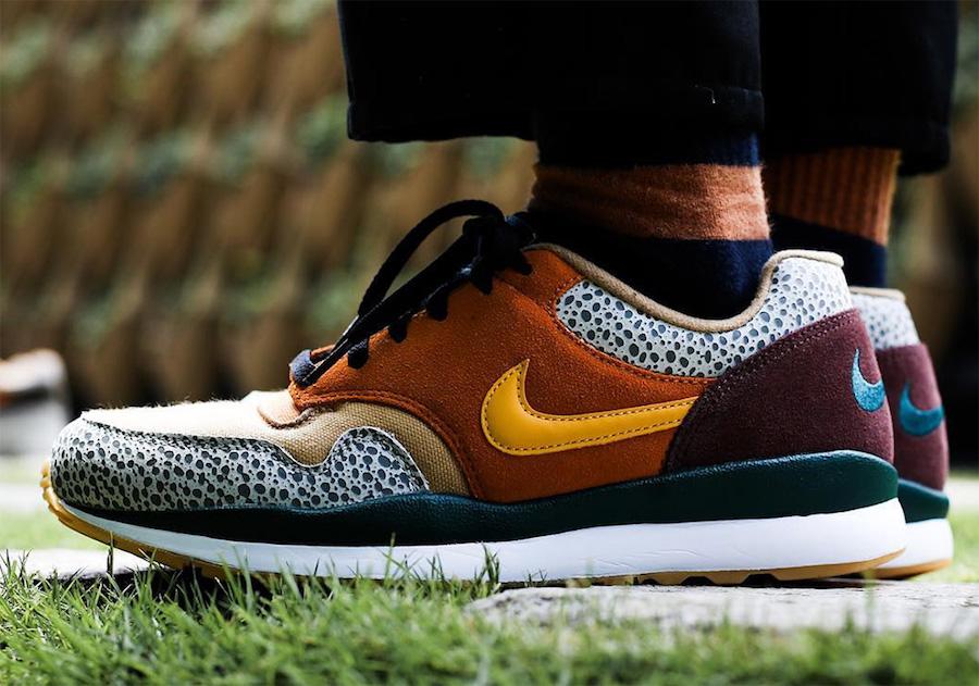Nike Air Safari Inspired by atmos Collaboration   S.R.D.