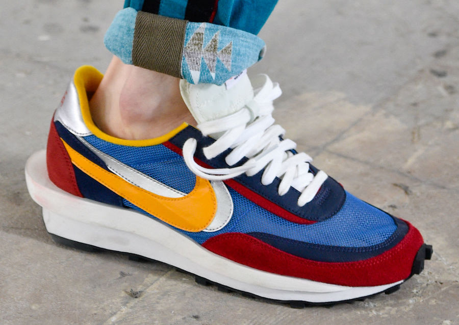 28fe30c3bf4a Sacai Reveals Upcoming Nike Hybrid Collection During Paris Fashion ...