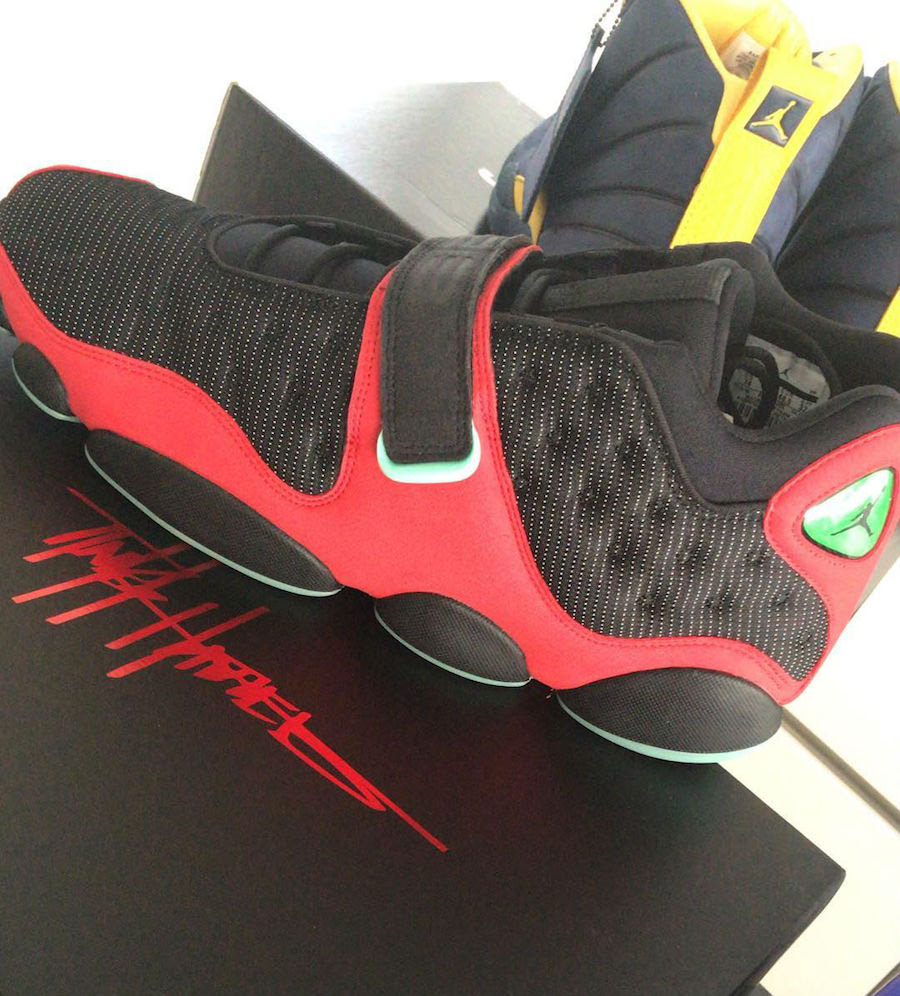 9216397d3c9e First Look  Tinker Hatfield s Air Jordan 13