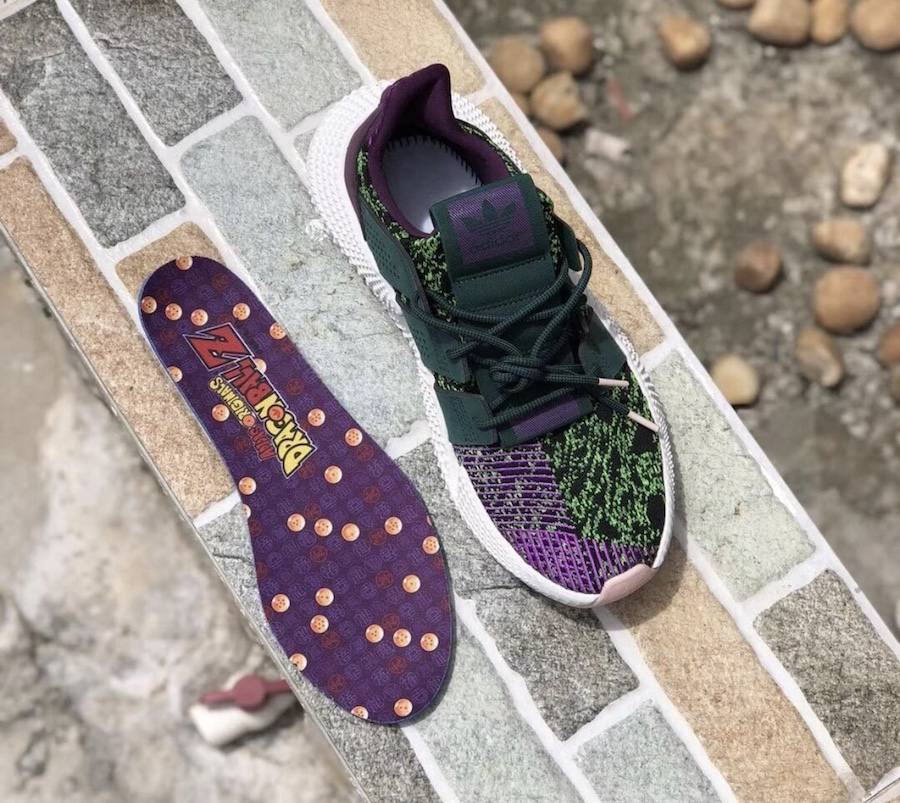 First Look: Dragon Ball Z x adidas Prophere