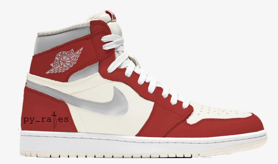 online store 07b7e e9f14 Nigel Sylvester x Air Jordan 1 Retro High OG Releasing in ...