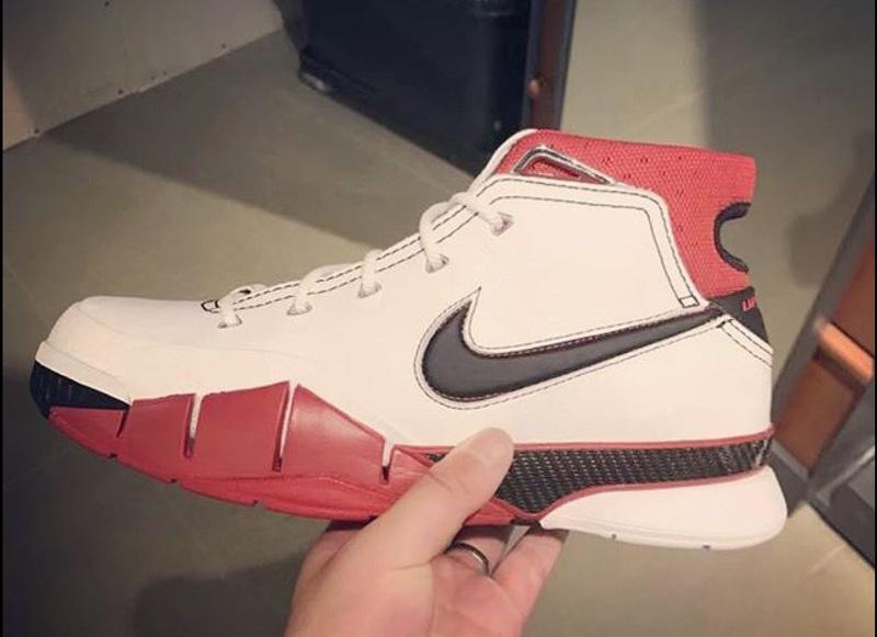 9468a7a9e3b Nike Kobe 1 Protro All-Star AQ2728-102 Release Date