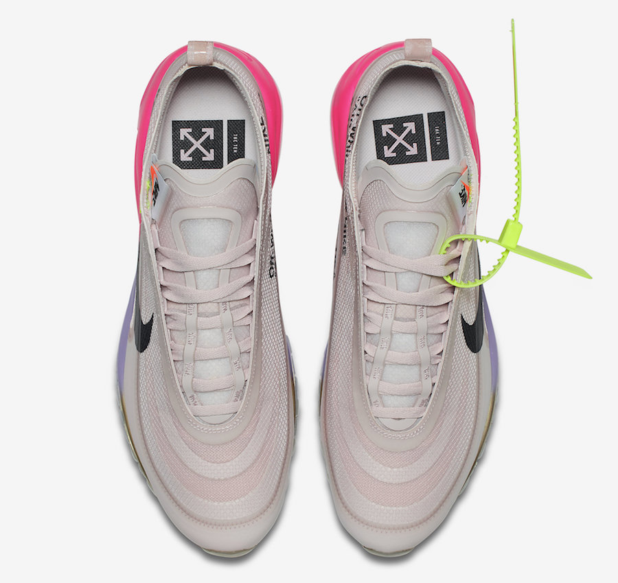 half off db3a4 90f05 Serena Williams Off-White x Nike Air Max 97 Queen AJ4585-600 Release Date