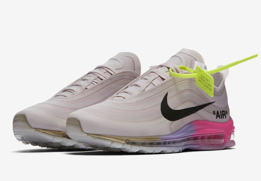 half off f1112 5bbfb Serena Williams Off-White x Nike Air Max 97 Queen AJ4585-600 Release Date
