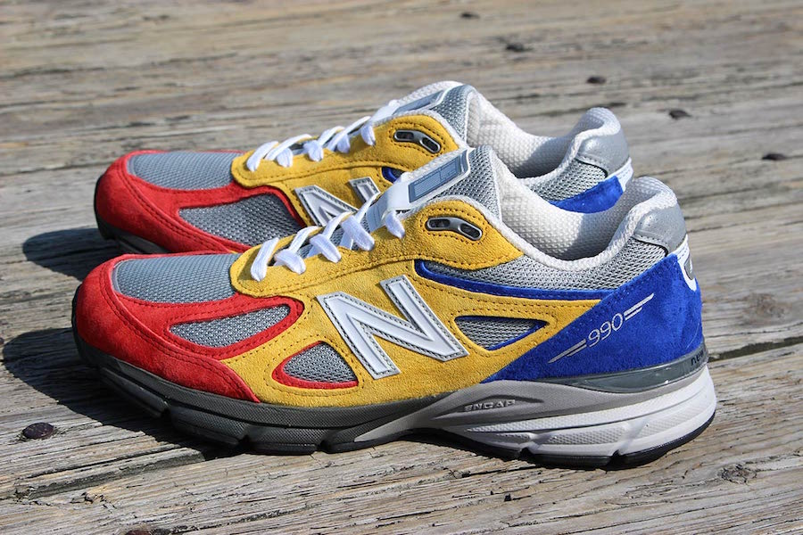 sale retailer c1194 cd2b4 How To Buy The Limited Shoe City x EAT x New Balance 990v4 ...