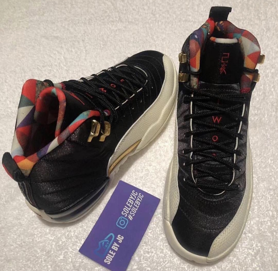 new arrivals c2944 b67c3 Air Jordan 12 CNY GS Grade School Chinese New Year Release Date