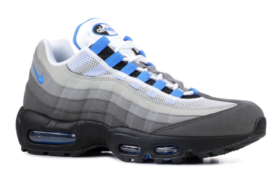 Nike Air Max 95 Crystal Blue AT8696-100 Release Date 994b2f7860b7
