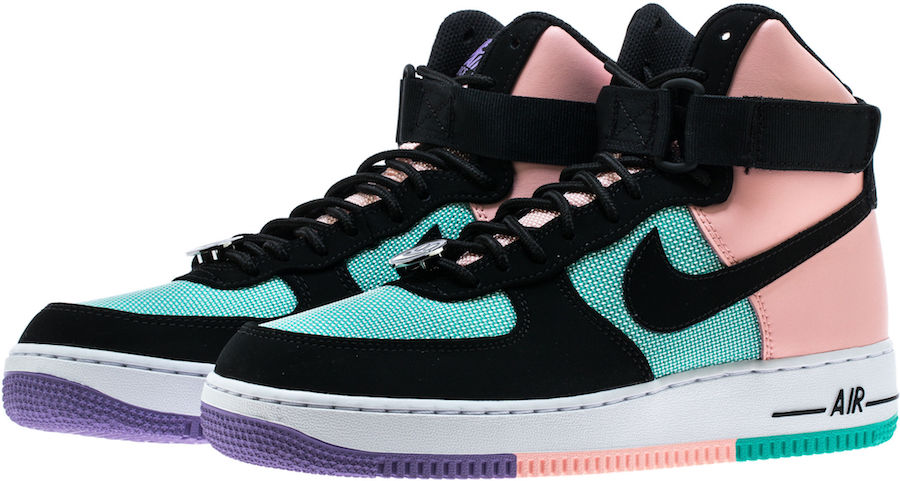 sale retailer d8f83 43227 Nike Air Force 1 High Have A Nike Day CI2306-300 Release Date