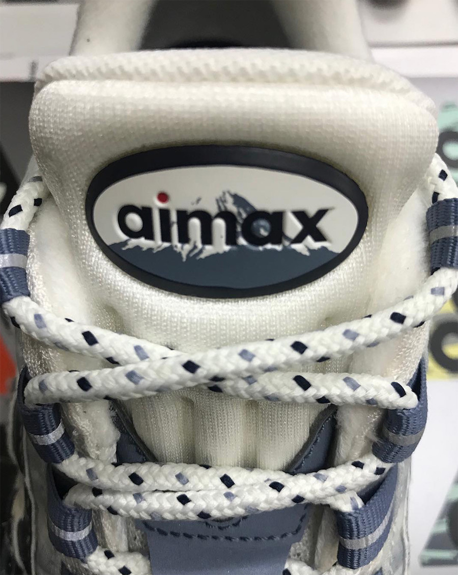 The Air Max 95 Mt Fuji will soon be available