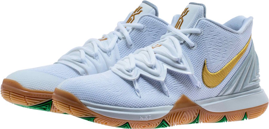 0f1ce86e8e7 Nike Kyrie 5 Releasing in New Irish Colorway | S.R.D.