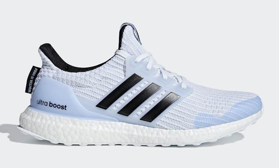 bdbc131128f46 adidas Ultra Boost Game of Thrones White Walkers EE3708 Release Date